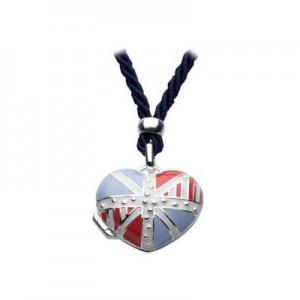 Children And Teens Jewelry - Silver Regal Heart Locket Girls Necklace