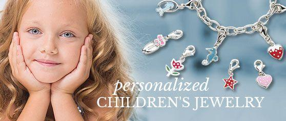Personalized Children's Jewelry