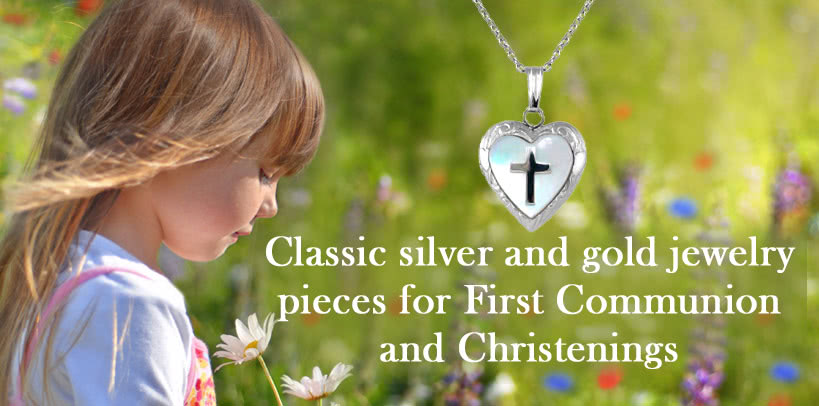 Jewelry collections for children of all ages
